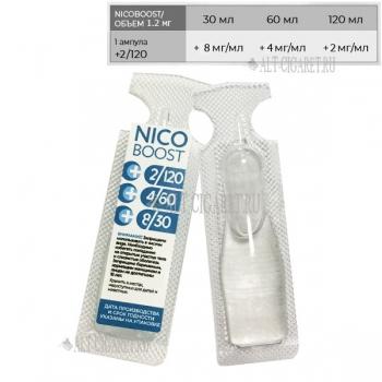NICOBOOST Никотиновая основа