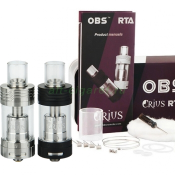 Обслуживаемый атомайзер OBS Crius RTA