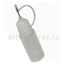 Флакон для жидкости с иголкой 10мл