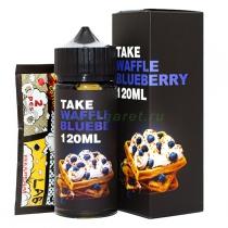 Take Waffle blueberry