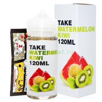 Take Watermelon kiwi