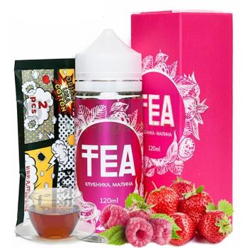 TEA Клубника с малиной