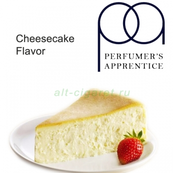 TPA Cheesecake Flavor