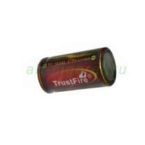 Аккумулятор Li-ion TrustFire 18350, 1200mAh