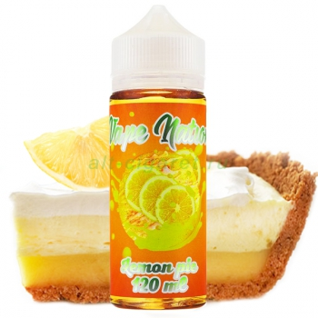 VapeNation Лимонный пирог, 120 мл